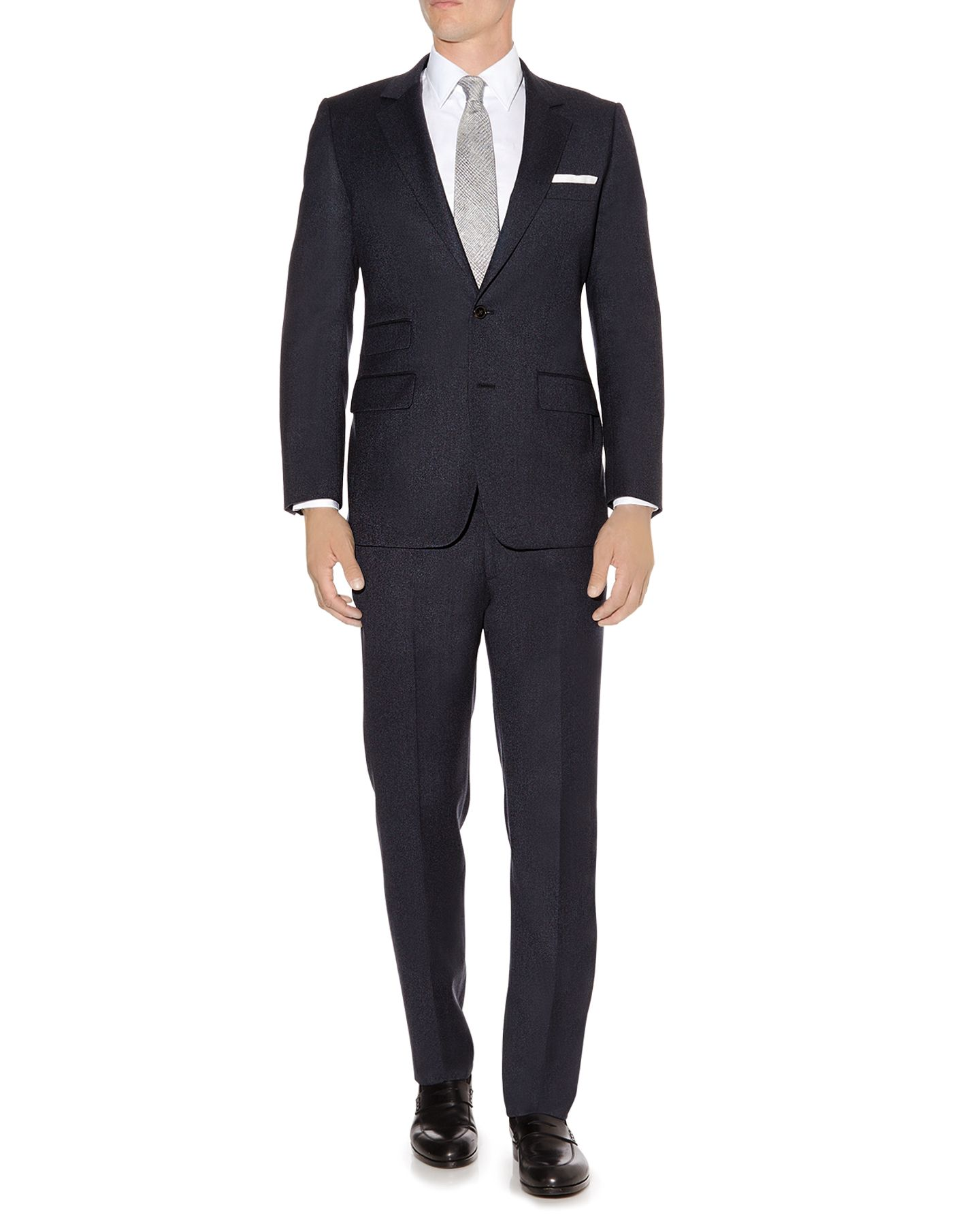 Nettleship two piece suit
