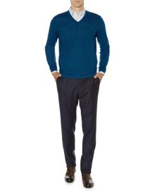 Pearce v neck knit