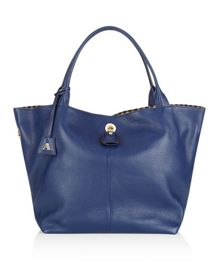 Aquascutum Kitty Leather Slouch Bag