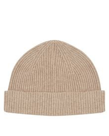 Felix ribbed cashmere hat