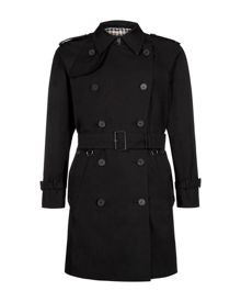 Aquascutum Corby Double Breasted Raincoat