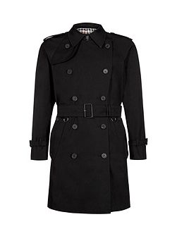 Corby Double Breasted Raincoat
