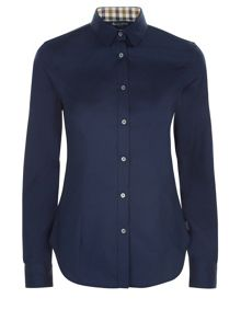 Aquascutum Bowten Club Check Shirt