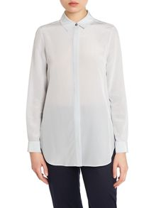Aquascutum Grosvenor Silk Shirt