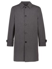 Aquascutum Alphin Single Breasted Raincoat