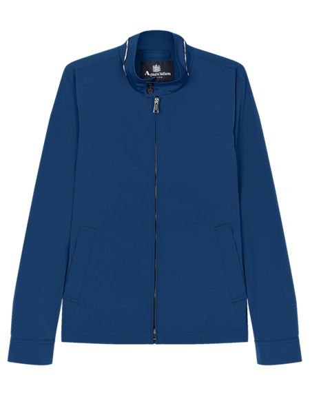 Aquascutum Argill Full Zip Harrington Jacket