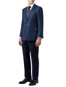 Aquascutum Letton Patch Pocket Blazer
