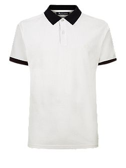 Timbs Plain Polo Regular Fit Polo Shirt
