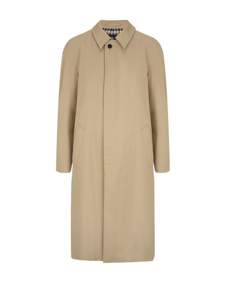 Aquascutum Filey Single Breasted Raincoat