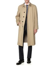 Filey Single Breasted Raincoat