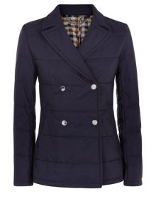 Story Quilted Peacoat