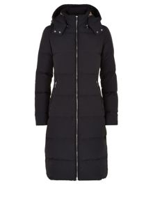 Aquascutum Wellington Hooded Down Jacket