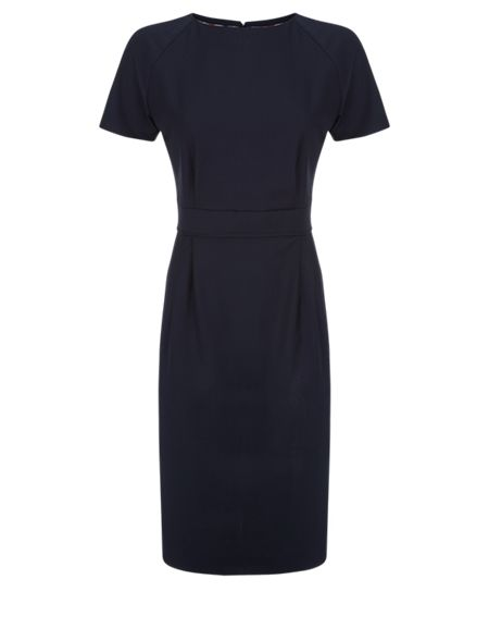 Aquascutum Bryony Wool Stretch Dress