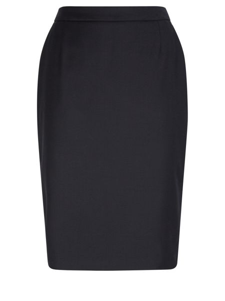 Aquascutum Holly Wool Skirt