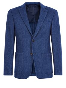 Aquascutum Brinkworth Garment Dyed Jacket
