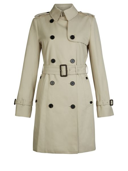 Aquascutum Franca Double Breasted Coat