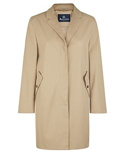 Esme Cropped Swing Coat