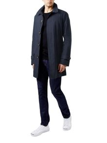 Aquascutum Claye single breasted raincoat