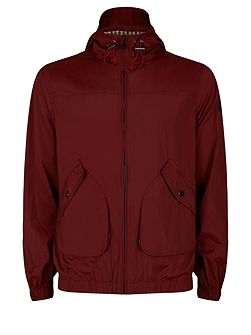 Beacons hooded jacket