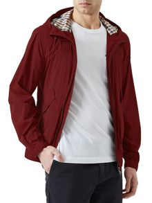 Aquascutum Beacons hooded jacket