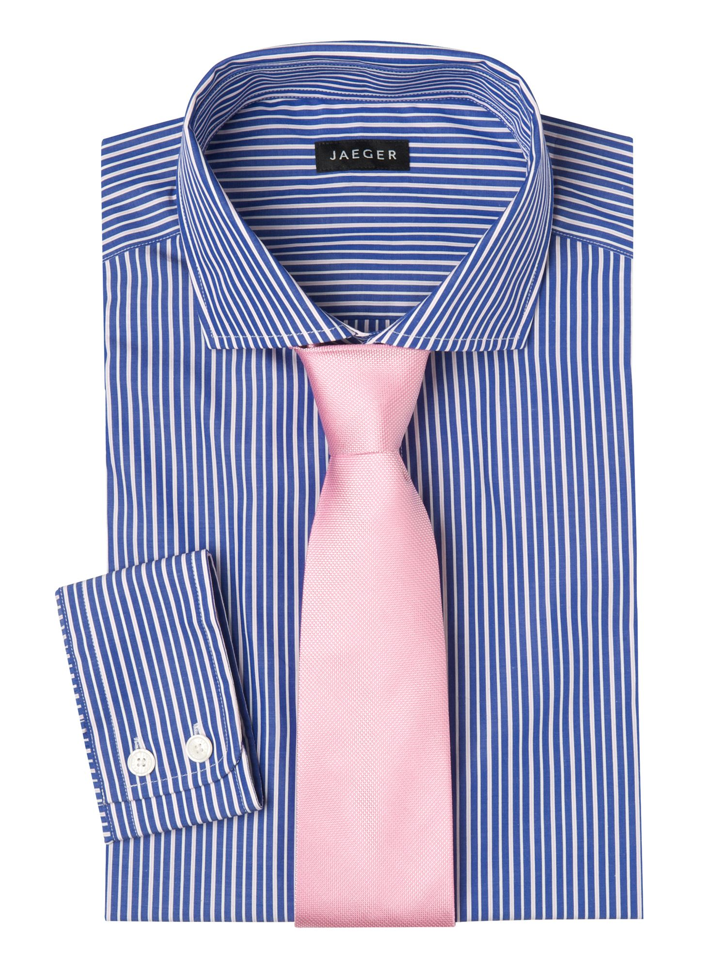 Colour stripe shirt