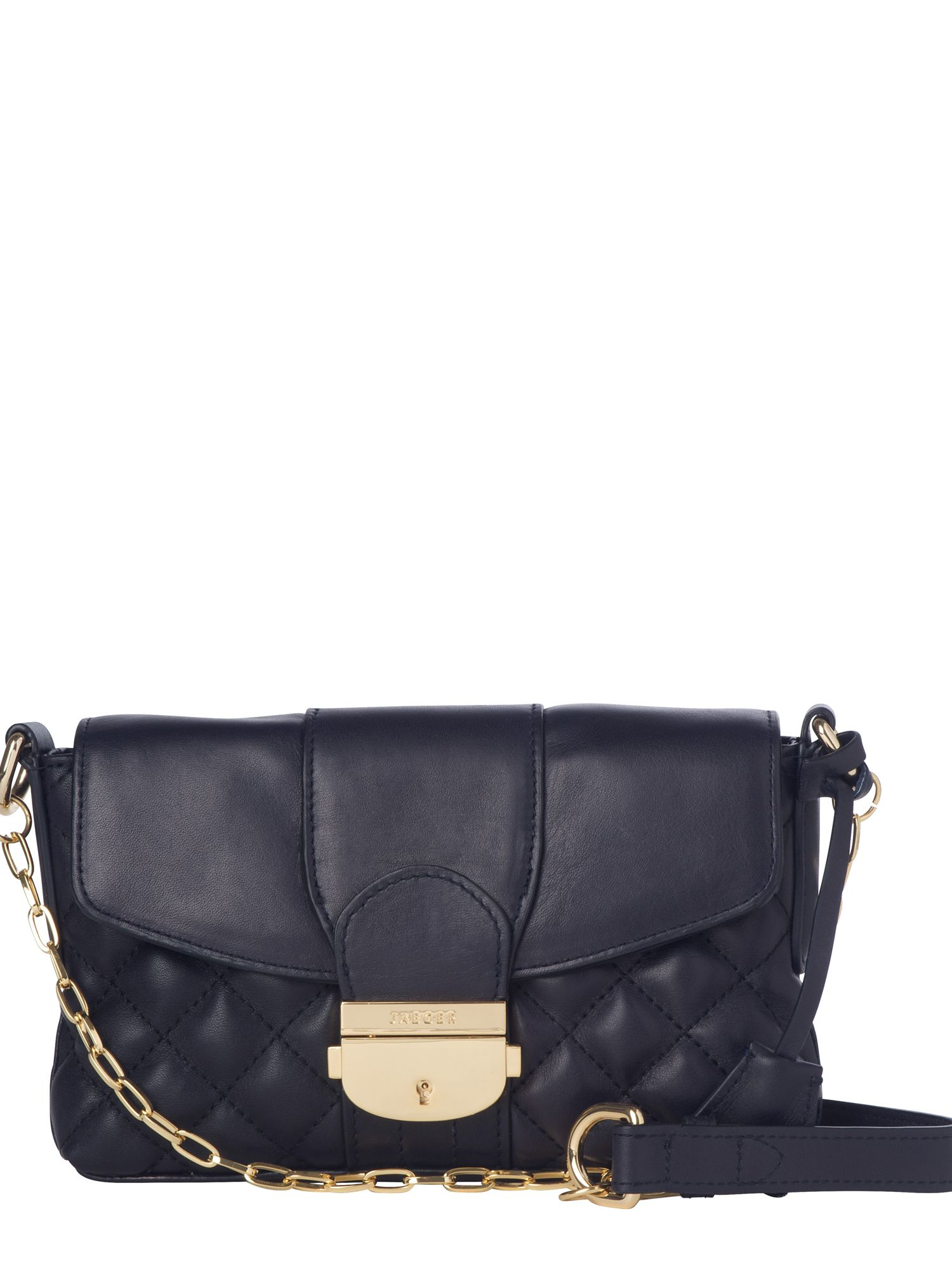 Mimi - small quilted chain bag