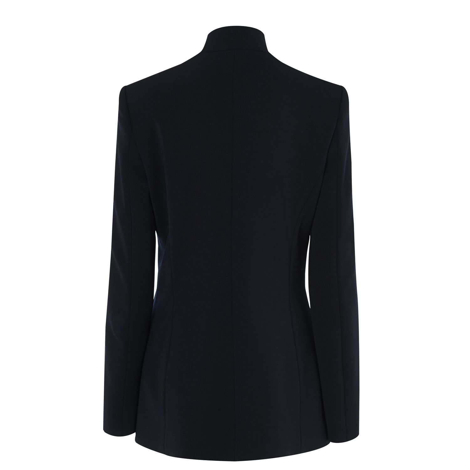 Bi Stretch Asymmetric Jacket