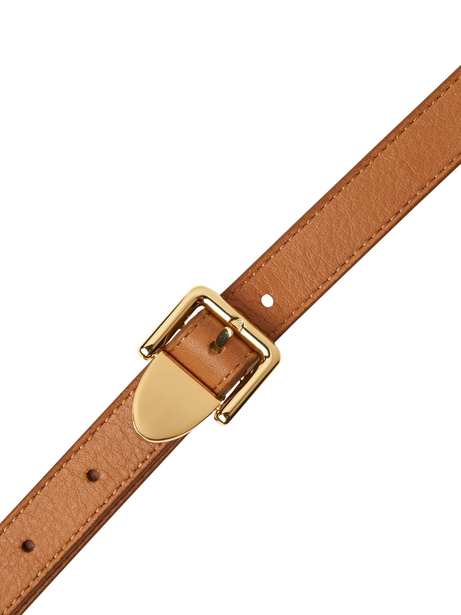 Thin Trouser Belt - 21mm