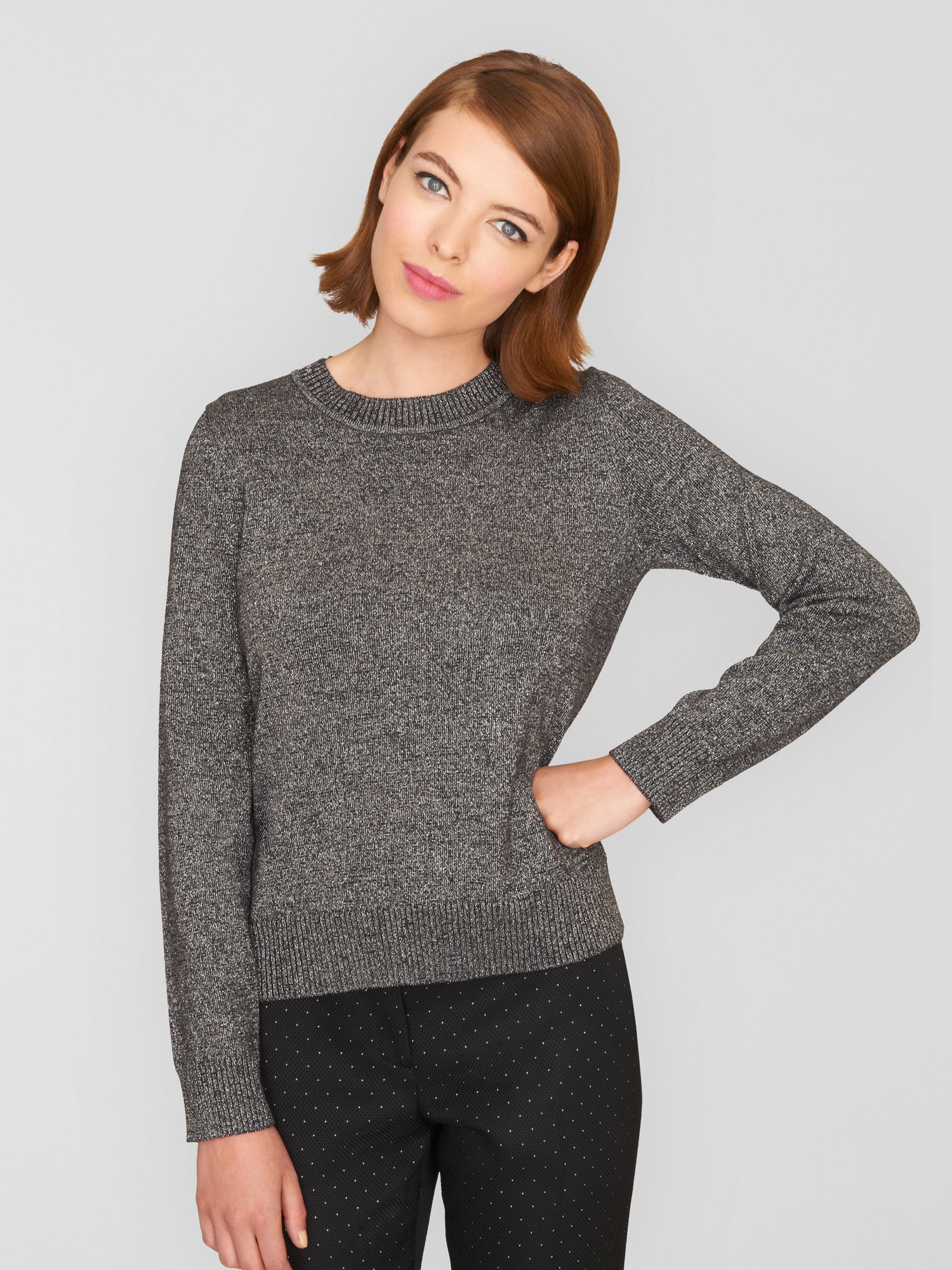 Lurex Sweater