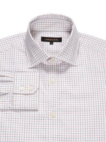 Tattersall check long sleeve shirt