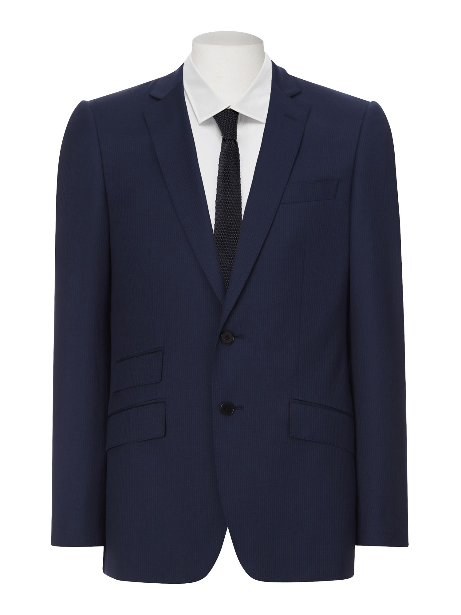 Eastbury pinstripe single breasted jacket
