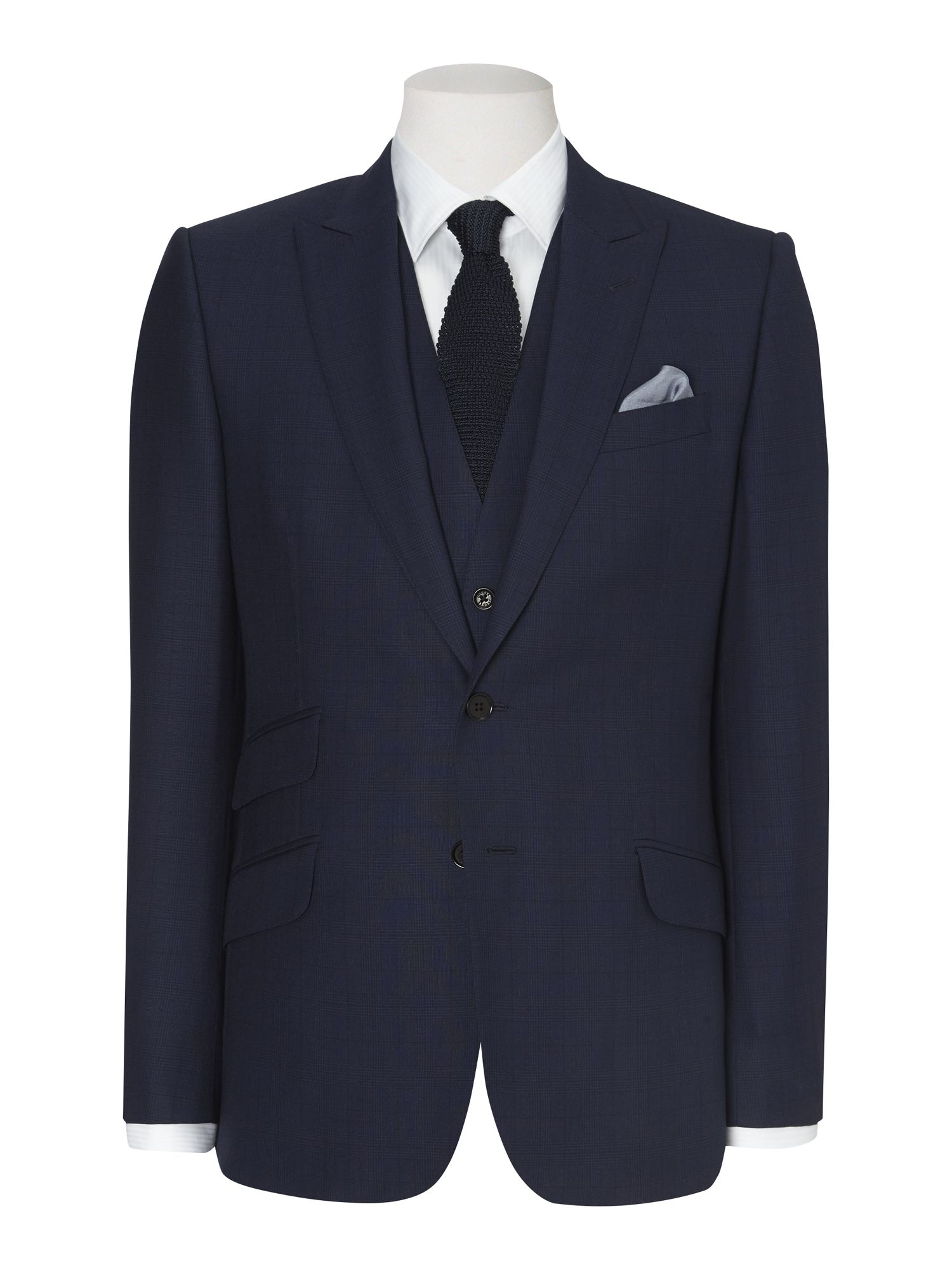 Eastbury single breasted suit jacket