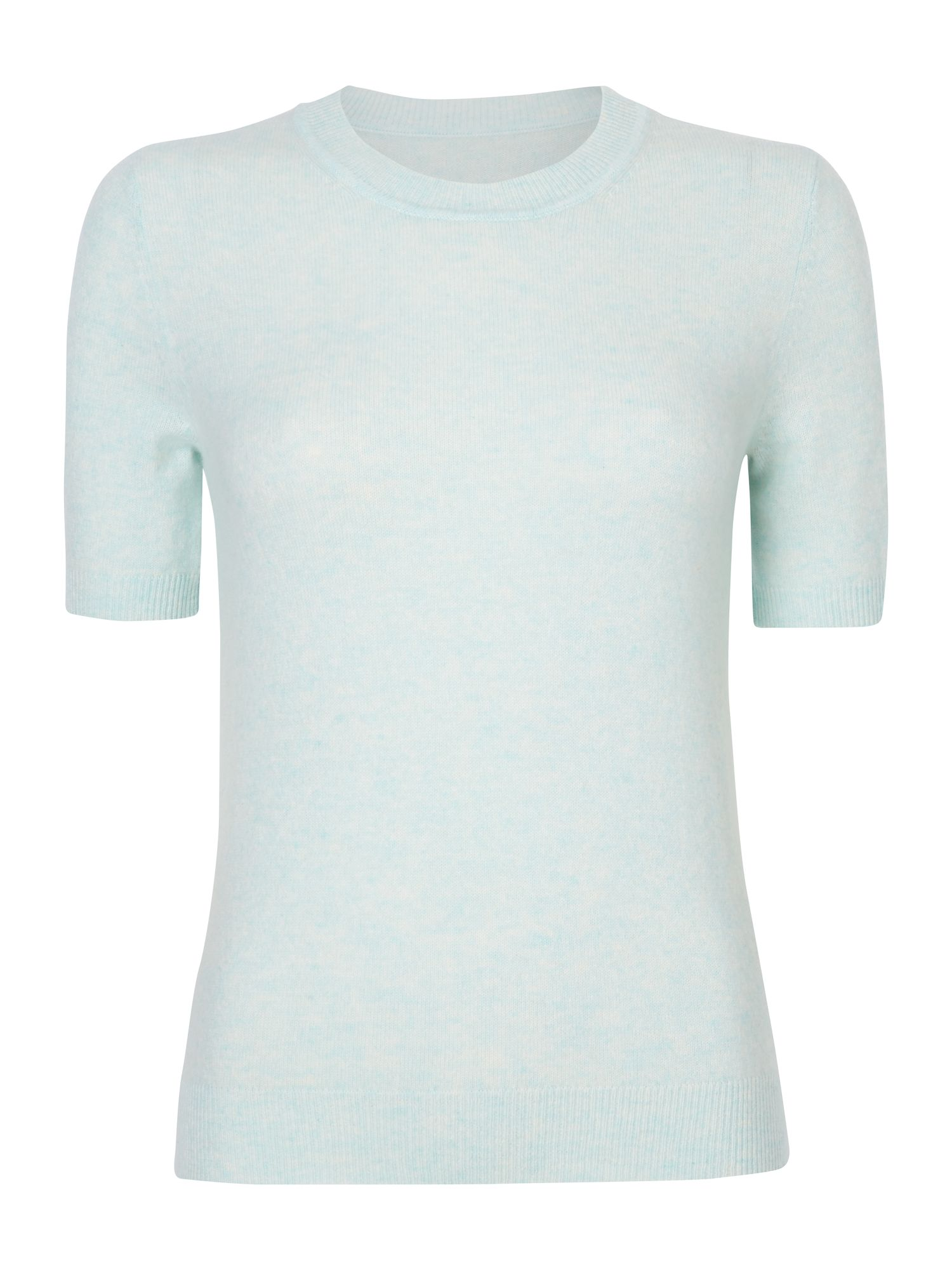 Cashmere Short Sleeve Underpiece