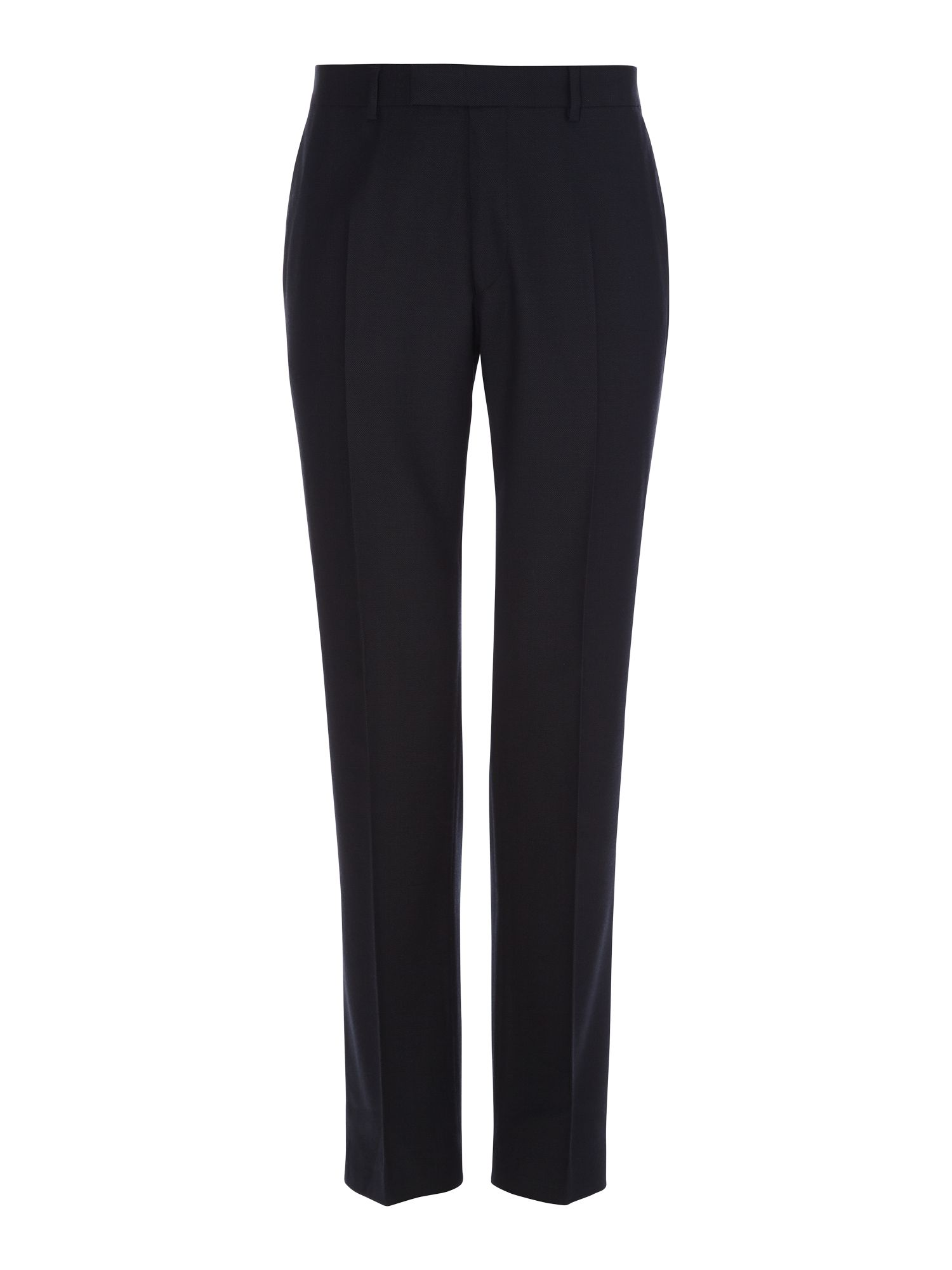 Birdseye formal suit trouser