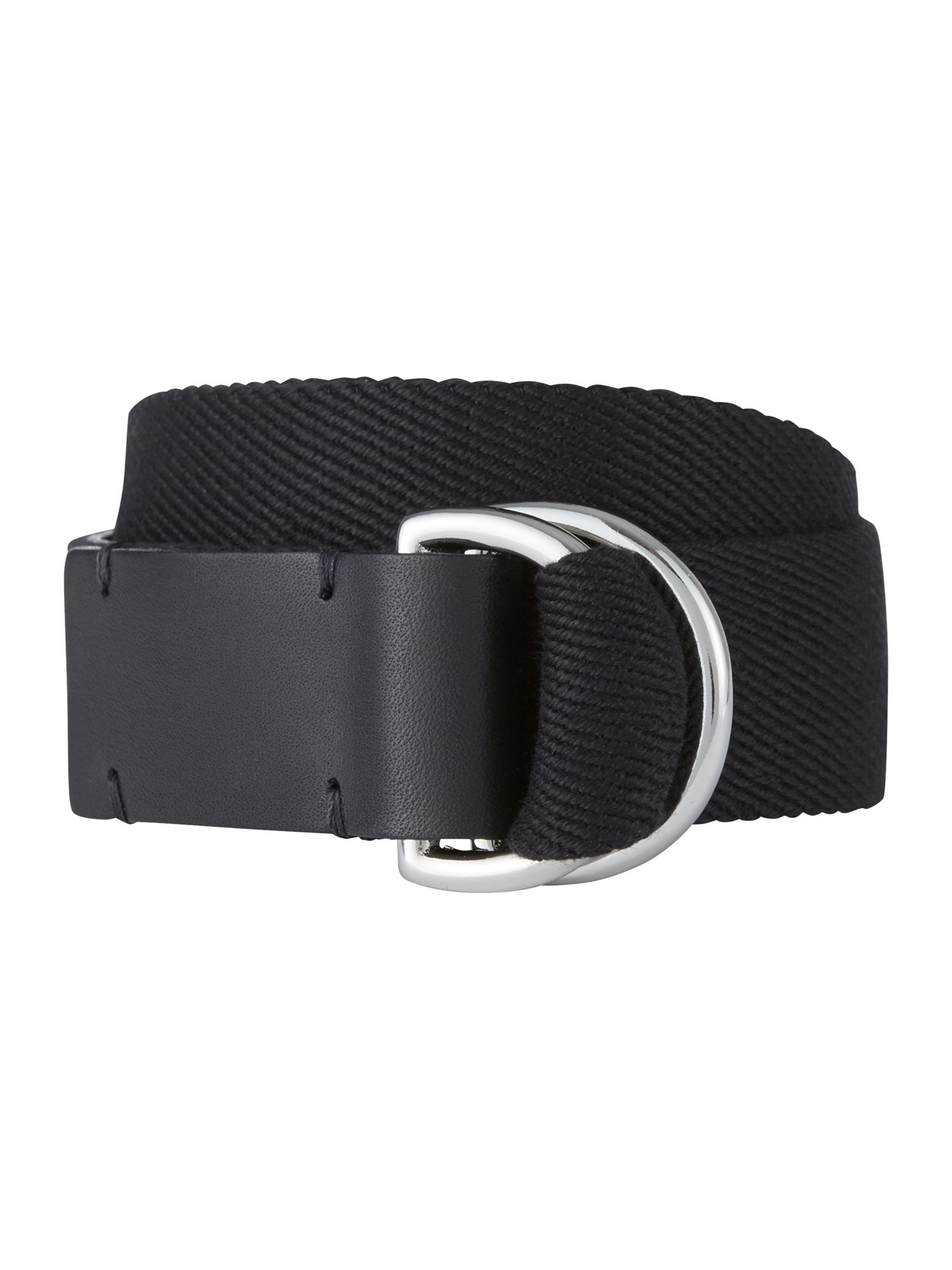 Cotton webbing belt