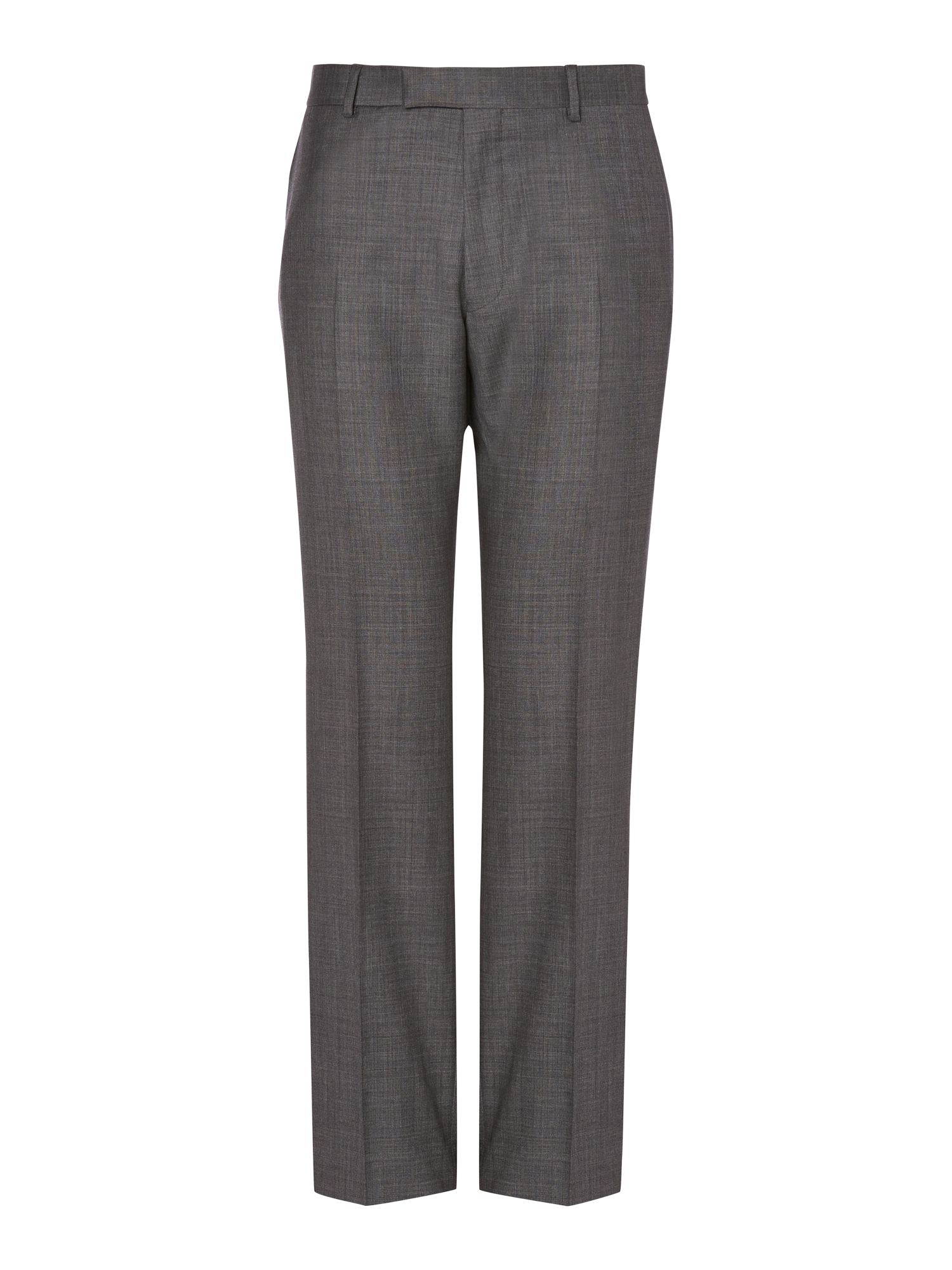 Melange Sharkskin Trouser