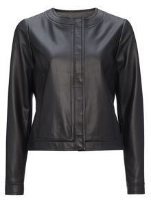 Mitre Leather Jacket