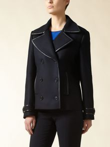 Jaeger: Wool Pea Coat