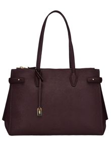 Maddison Double Zip Bag
