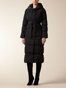 Shawl Collar Puffer