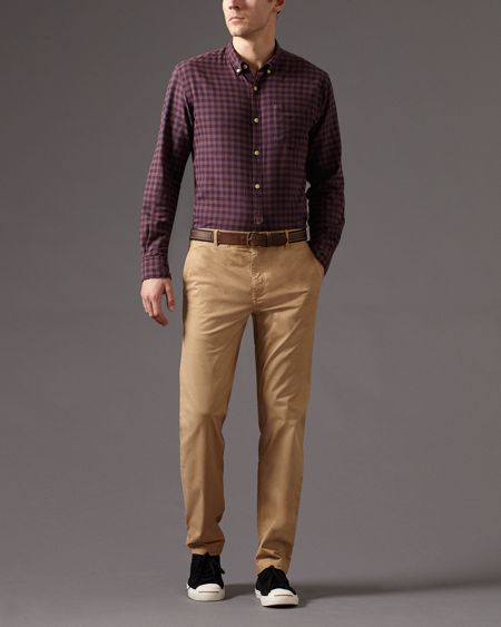 Jaeger Modern chino trousers