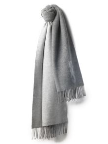 Knot design scarf