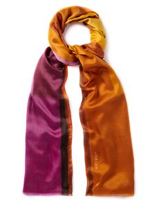 Jaeger: Soft Square Silk Scarf
