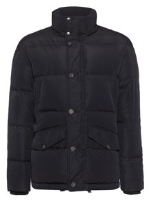 Casual Oversized Quilted Jacket