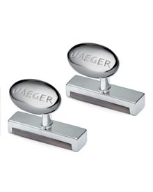 Jaeger Mother Of Pearl Cufflinks