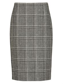 Prince of Wales Check Skirt