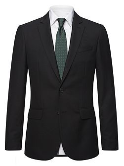 Plain Suit Jacket