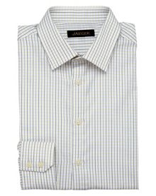 Two Colour Check Classic Shirt