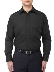 Easy care regular fit long sleeve shirt