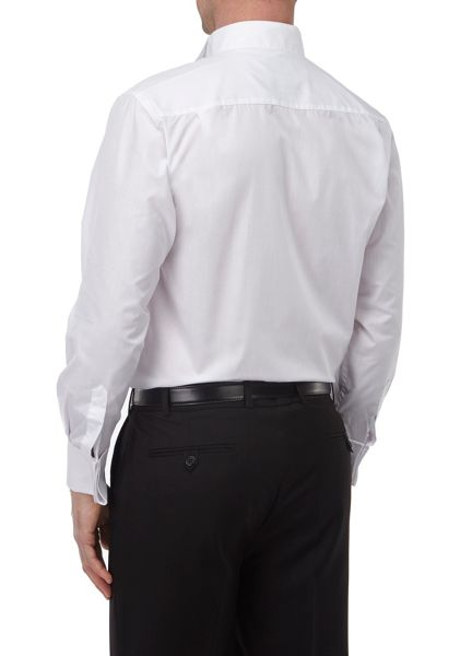 Skopes Long sleeve wing collar dress shirt